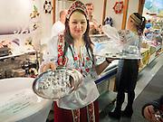 Caviar from Ungarn, Budapest, Polezhaeff. Grüne Woche, Berlin