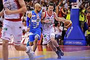 DESCRIZIONE : Campionato 2014/15 Serie A Beko Grissin Bon Reggio Emilia - Dinamo Banco di Sardegna Sassari Finale Playoff Gara7 Scudetto<br /> GIOCATORE : Drake Diener<br /> CATEGORIA : Palleggio<br /> SQUADRA : Grissin Bon Reggio Emilia<br /> EVENTO : LegaBasket Serie A Beko 2014/2015<br /> GARA : Grissin Bon Reggio Emilia - Dinamo Banco di Sardegna Sassari Finale Playoff Gara7 Scudetto<br /> DATA : 26/06/2015<br /> SPORT : Pallacanestro <br /> AUTORE : Agenzia Ciamillo-Castoria/L.Canu