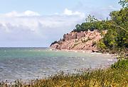 A look at Chimney Bluffs Lake Ontario