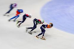 12-01-2018 DUI: ISU European Short Track Championships 2018 day 1, Dresden<br /> Yara van Kerkhof NED #21, creative