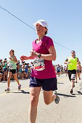 41st Falmouth Road Race: Margaret Davis