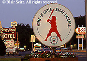 Little League Baseball World Series Museum, Williamsport, PA USA