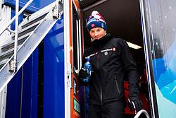 January 2, 2018 - Oberstdorf, GERMANY - 180102 Emil Iversen of Norway after a training session during Tour de Ski on January 2, 2018 in Oberstdorf..Photo: Jon Olav Nesvold / BILDBYRN / kod JE / 160116 (Credit Image: © Jon Olav Nesvold/Bildbyran via ZUMA Wire)
