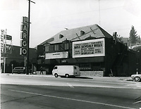 1968 Largo Burlesque on Sunset Blvd. in West Hollywood