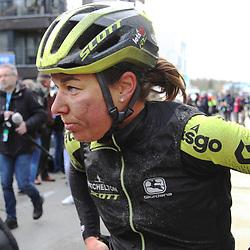 29-02-2020: Wielrennen: Omloop Nieuwsblad: Ninove: Janneke Ensing