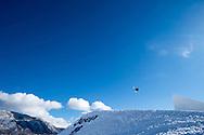 Devin Logan during Women's Ski Slopestyle Practice during 2015 X Games Aspen at Buttermilk Mountain in Aspen, CO. ©Brett Wilhelm/ESPN