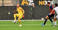 Fotball , 6. september 2019 , European  Qual. U21 , Norge - Kypros<br /> Norway - Cyprus<br /> Julian Faye Lund , Norge