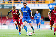 Wimbledon midfielder Anthony Wordsworth (40)  during the EFL Sky Bet League 1 match between Bradford City and AFC Wimbledon at the Northern Commercials Stadium, Bradford, England on 4 May 2019.