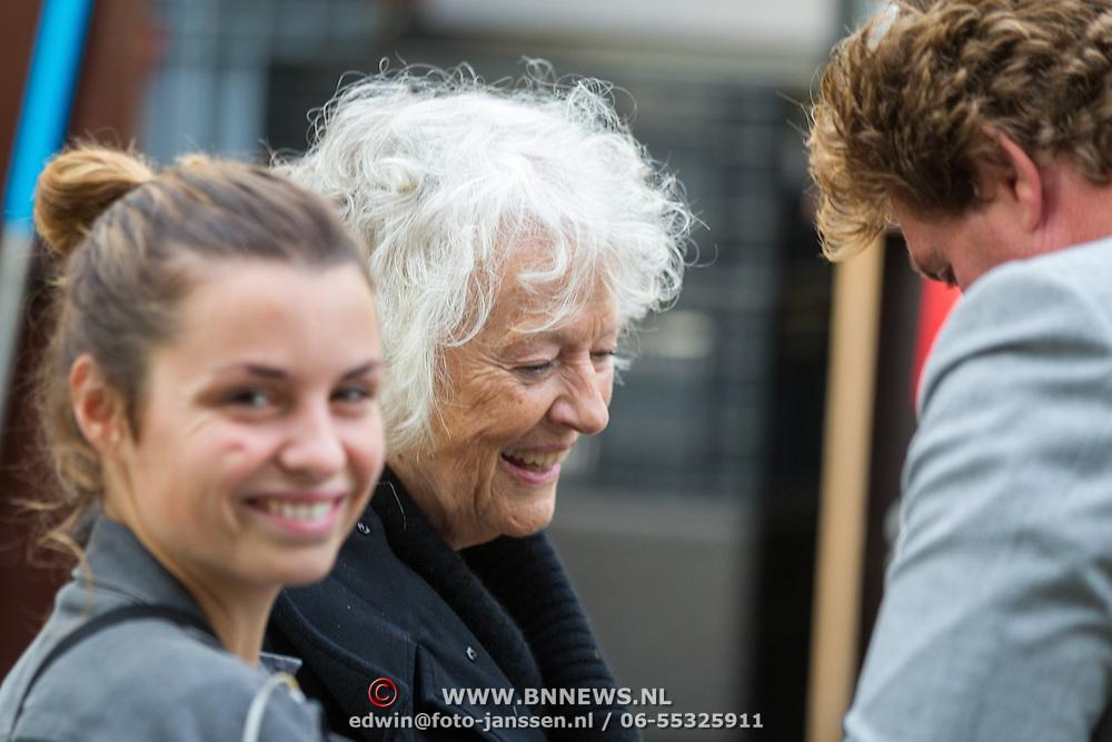 NLD/Haarzuilens/20150927 - Opname 'Open het Bos', Marjan Berk