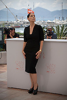 Actress Sonia Braga at the Aquarius film photo call at the 69th Cannes Film Festival Wednesday 18th May 2016, Cannes, France. Photography: Doreen Kennedy