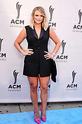 NASHVILLE, TENNESSEE - AUGUST 21: Miranda Lambert arrives at the 13th Annual ACM Honors on August 21, 2019 in Nashville, Tennessee.