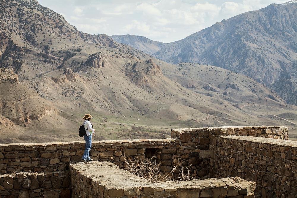 Vedi River Valley, Armenia 2014.