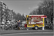 DAY TRIPPER - Amsterdam photographed by Paul Williams