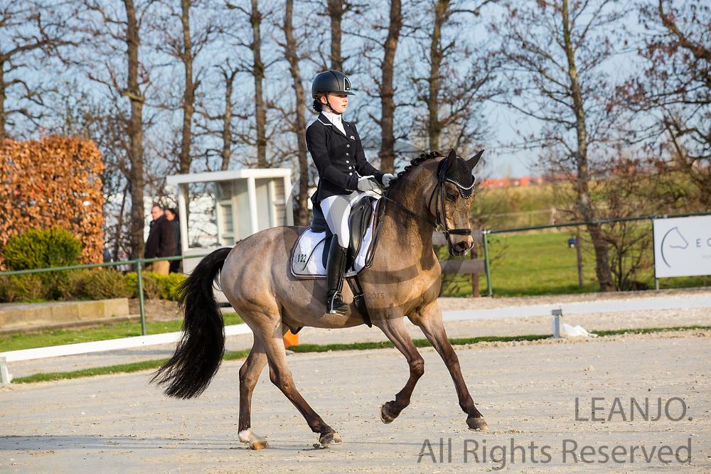 Johanna Pullman - Champ of Class<br /> CDI Zeeland Outdoor 2018<br /> © DigiShots