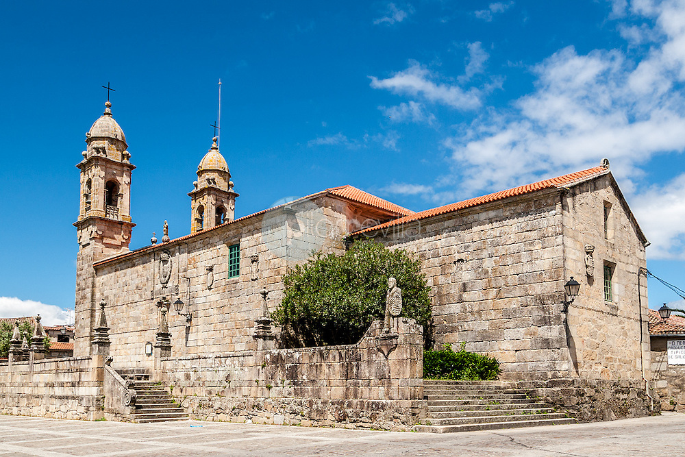 Iglesia San Benito. Cambados. Pontevedra ©Country Sessions / PILAR REVILLA