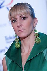 Alenka Bikar at Best Slovenian athlete of the year ceremony, on November 15, 2008 in Hotel Lev, Ljubljana, Slovenia. (Photo by Vid Ponikvar / Sportida)