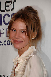 Nikki Cox during the 35th People's Choice Awards Nominations Announcement, held at The Peninsula Hotel, Los Angeles.