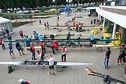 Amsterdam. NETHERLANDS. Boat Platz area . 2014 FISA  World Rowing. Championships.  Bosbaan. 15:59:09  Wednesday  20/08/2014   [Mandatory Credit; Peter Spurrier/Intersport-images]