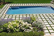 Pool, Wainscott Main Street, Wainscott, Long Island, New York