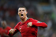 FOOTBALL - 2018 FIFA WORLD CUP RUSSIA - GROUP B - PORTUGAL v SPAIN 150618