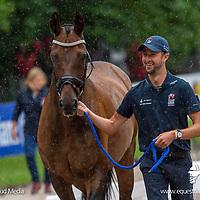 Tuesday 20 August - Social Media Images - Team GBR - FEI European Championships 2019 - Rotterdam