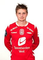 Fotball <br /> 2012 <br /> Tippeligaen <br /> Eliteserien <br /> portrett <br /> portretter Brann <br /> Erik Huseklepp<br /> Foto: Astrid M. Nordhaug
