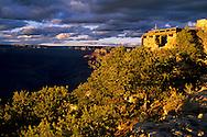 Yavapai Point, South Rim, Grand Canyon National Park, Arizona
