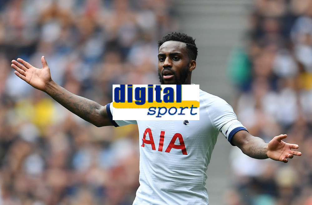 Football - 2019 (ICC) International Champions Cup (pre-season friendly) - Tottenham Hotspur vs. Inter Milan<br /> <br /> Tottenham Hotspur's Danny Rose in action during this afternoon's game, at Tottenham Hotspur Stadium.<br /> <br /> COLORSPORT/ASHLEY WESTERN