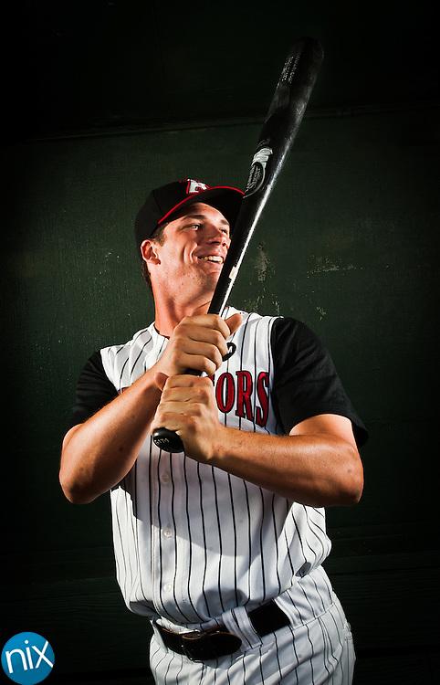 #21 Mark Haddow.Position: Outfielder.Bat/Throw: R/R.2011 Club: Great Falls.Resides In: San Diego, CA