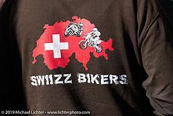 Swiss-Moto Customizing and Tuning Show. Zurich, Switzerland. Sunday, February 24, 2019. Photography ©2019 Michael Lichter.