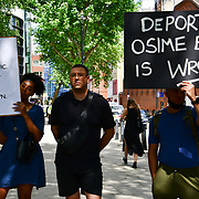 Stop the Deportation - Rally for Osime