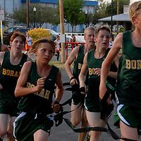 Cross Country - 2010 Centipede Race