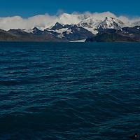Grytviiken,  Cumberland Bay, South Georgia, Antarctica.