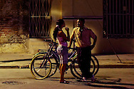 Couple in Bayamo, Granma, Cuba.