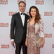 NLD/Rotterdam/20200308 - Premiere Hello Dolly, Erik de Vogel en Caroline de Bruijn