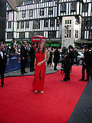 Claire Sweeney, TV Bafta Awards, London Palladium. 13 April 2003. © Copyright Photograph by Dafydd Jones 66 Stockwell Park Rd. London SW9 0DA Tel 020 7733 0108 www.dafjones.com