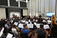 BMI's 22nd Annual Conducting Workshop Led by Award-Winning Conductor/Composer Lucas Richman held at Bandrika Studios on August 24, 2019 in Tarzana, California, United States (Photo by JC Olivera for BMI)