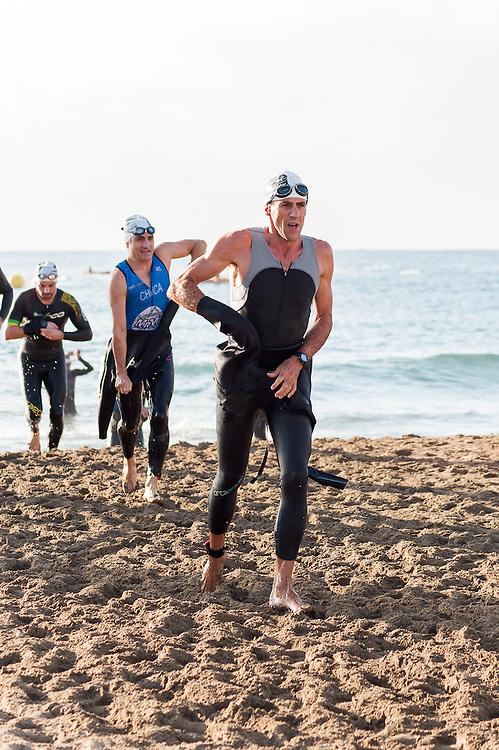 Swim - IV TRIATLÓN DE CABO DE GATA-NÍJAR md 18 OCT. 2015