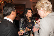 SMRUTI SRIRAM;, The Veuve Clicquot Business Woman Award. Claridge's Ballroom. London W1. 11 May 2015.