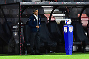Nottingham Forset manager Chris Hughton before kickoff during the EFL Sky Bet Championship match between Bournemouth and Nottingham Forest at the Vitality Stadium, Bournemouth, England on 24 November 2020.