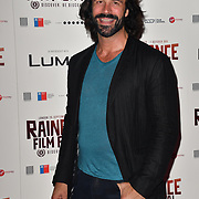 Christian Vit attends the Raindance Opening Gala 2018 held at Vue West End, Leicester Square on September 26, 2018 in London, England.