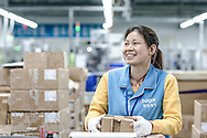 China / Huizhou<br /> Hager Group Plant <br /> <br /> @Daniele Mattioli China Corporate Photographer for Hager Group
