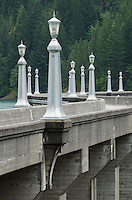 Diablo Dam, Ross Lake National Recreation Area, North Cascades Washington