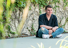William Wehmer Senior Portraits August 2020