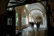 The Franciscan Monastery, housing the Pharmacy (Stara Ljekarna). Dubrovnik old town, Croatia