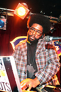 17 May 2011- New York, NY - Quest?Love of The ROOTS performs at the Kool Herc Tribute  and Melle Mel Birthday Celebration Produced by Jill Newman Productions and held at BB Kings on May 17, 2011 in New York City. Photo Credit: Terrence Jennings