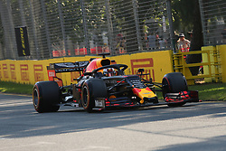 March 16, 2019 - MAX VERSTAPPEN during qualifying for the 2019 Formula 1 Australian Grand Prix on March 16, 2019 In Melbourne, Australia  (Credit Image: © Christopher Khoury/Australian Press Agency via ZUMA  Wire)