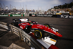 May 26, 2018 - Montecarlo, Monaco - 20 Louis DELETRAZ from France of CHAROUZ RACING SYSTEM during the Monaco Formula Two - Race 2 Grand Prix at Monaco on 26th of May, 2018 in Montecarlo, Monaco. (Credit Image: © Xavier Bonilla/NurPhoto via ZUMA Press)