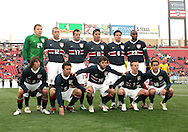 United States starting eleven on Sunday, February 19th, 2005 at Pizza Hut Park in Frisco, Texas. The United States Men's National Team defeated Guatemala 4-0 in a men's international friendly.