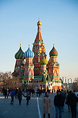 Europe: Russia-Moscow